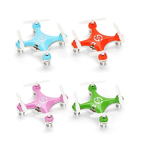 Cheerson CX-10 UFO 4 Channel 2.4Ghz mini RC quadcopter